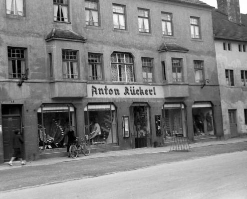 Friedberger Gebäude